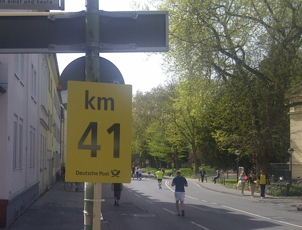 Bonn Marathon 2011 Es Ist Geschafft Und Es War Klasse