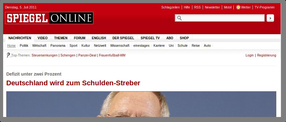 Spiegel online eine redaktion von n rglern for Redaktion spiegel