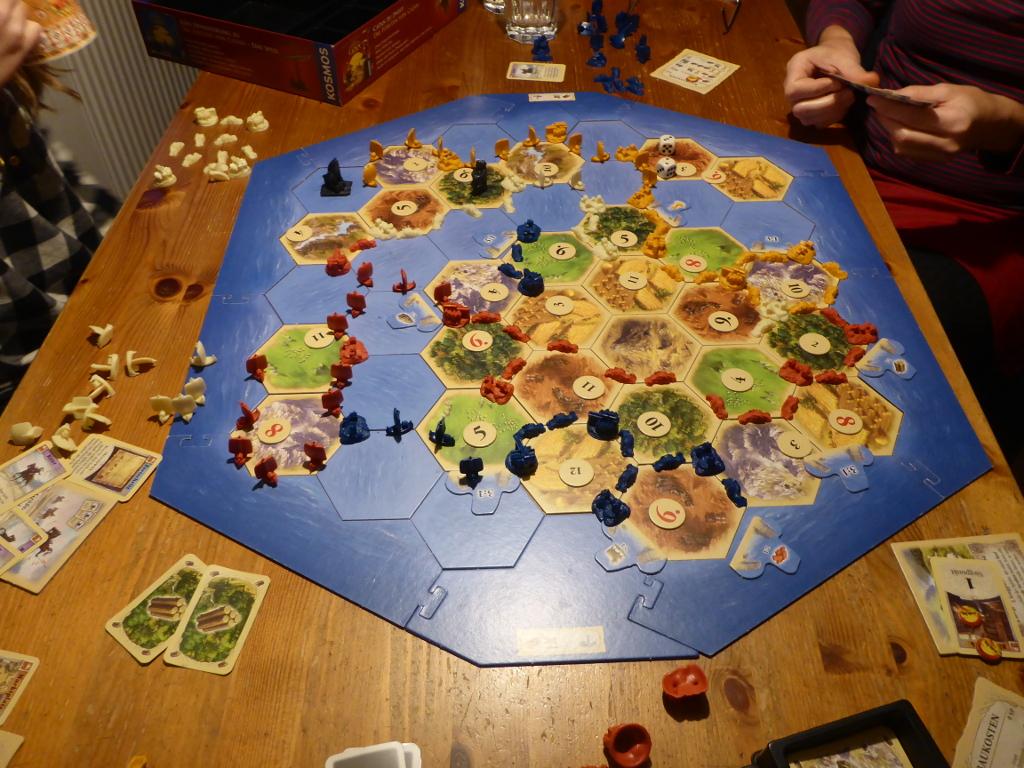 Spieletipp: Siedler von Catan