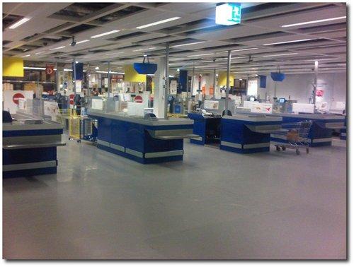 Ikea Köln Warteschlange